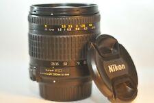 Nikon ED AF G Nikkor 28-200mm f/3.5-5.6 FX lens for N80 F100 D500 DF D7500 D800