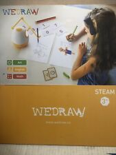 Wedraw Educational Robot Kids Toy - Learning Draw, Count, Math Numbers, & more