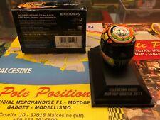 V. ROSSI CASCO HELMET QATAR 2011  398110056  MINICHAMPS 1 8 FREE SHIP. WORLDWIDE