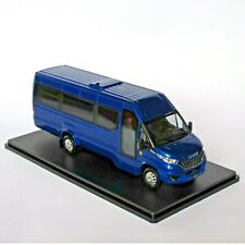 Iveco Daily MiniBus Tourys 1/43 Ciao-matic Blu Met Eligor 116681