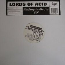 """Lords of Acid Sucking in the 70s - US 12"""" EP"""
