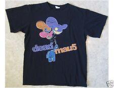 DEADMAU5 Size Medium Black T-Shirt