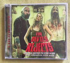 Autographed THE DEVIL'S REJECTS Soundtrack CD Tyler Bates Signed