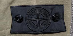 Stone Island badge Shadow project