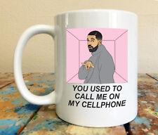 Drake 1-800-Hotline-Bling 11 oz Mug