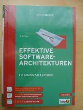 Effektive Softwarearchitekturen: Ein praktischer Leitfaden (NEU)