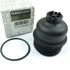 RENAULT MASTER MK3 MOVANO 2.3 dCi CDTI 2010- Oil Filter Housing Cover 7701478537