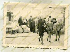 Foto, Wehrmacht, Abtransport jüdischer Bevölkerung aus Warschau, Polen, b 21073