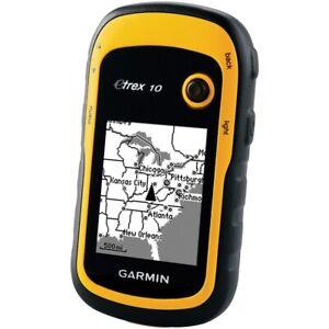"""Garmin 010-00970-00 Gps-Hh Etrex 10 2.2"""" Monochrome-No Map"""