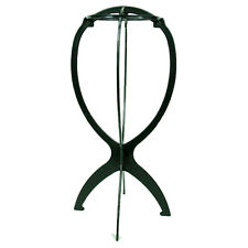 New Folding Plastic Stable Durable Wig Hair Hat Cap Holder Stand Display Tool