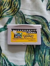 GameBoy Advance Video Pokemon Beach Blank Out Blastoise - Go West Young Meowth