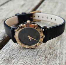Gucci 3200L ladies quartz watch, genuine used piece, working. Exceptional!