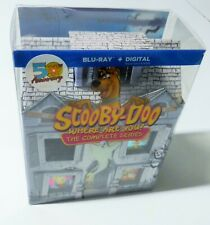 *NO DISCS!* Scooby Doo where are you Blu-Ray House Case