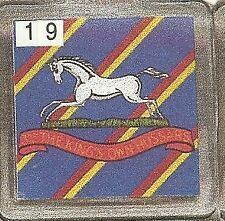 Cavalry Plastic Collectable Badges & Patches