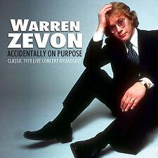 WARREN ZEVON New Sealed 2018 UNRELEASED LOS ANGELES 1979 LIVE CONCERT CD