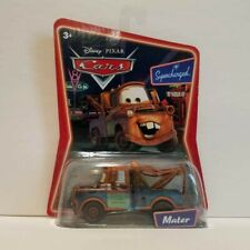 Disney Pixar Cars Supercharged MATER Die Cast Toy Car From Mattel NEW