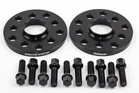 12mm Hubcentric Spacers for Vw Golf Mk6, Mk7 R GTI TDI TSI with RADIUS BOLTS