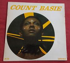 COUNT BASIE  LP ORIG FR 60'S CATHALA