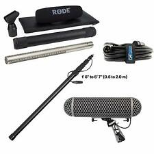 Location Sound Package 4 Rode NTG-3, Blimp and More! USED