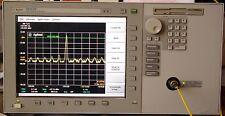 Agilent 86142B Optical Spectrum Analyzer, 1 year warranty.