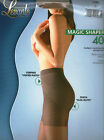 COLLANT calza MAGIC SHAPER 40 den nero-moka M-L-XL 2-3-4 ALZAGLUTEI GUAINA