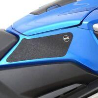 R&G Racing Tank Traction Grips for Honda Honda NC750X 2016- CLEAR