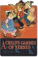 A Child's Garden of Verses Shape Book: By Stevenson, Robert Louis