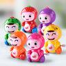 Plastic Cartoon Fruit Clockwork Toy Wind Up Walking Toys For Children Lovely