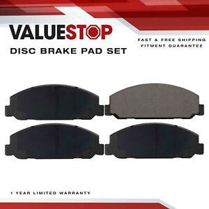 Front Ceramic Brake Pads for Chevrolet, Isuzu NPR, NPR-HD, NPR-XD, NQR, NRR