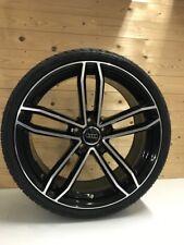 18 Zoll S-Line Sommer Räder für Audi A4 B8 B9 A5 S5 A6 4F mit ABE 245-40r18 ET35