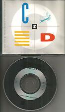 MICHAEL FRANKS The Art of Love 1990 PROMO DJ CD single JEFF LORBER Produced MINT