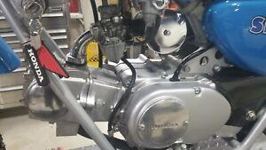 Engine Silver - Honda / Yamaha / Kawasaki / Suzuki - Vintage - Aerosol - Hi-Temp