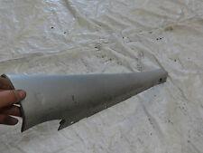 Citroen Saxo VTR VTS o Furio 1997-2003 Paio di Minigonne laterali in argento