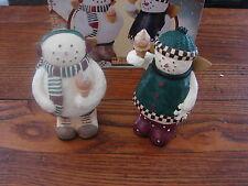 Debbie Mumm Snow Angel Salt and Pepper 2000 # 75802
