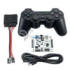 32 Channel Servo Motor Control Board & PS2 Controller+Receiver for Hexapod Robot
