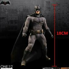 1/12 Scale 6 inch Marvel hero batman Action figure Collection For boy New