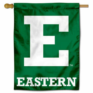 EMU Eagles Car and NCAA Auto Flag