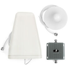 For Rogers Wireless GSM/3G 850/1900MHz Phone Signal Booster 65dB Repeater Kit