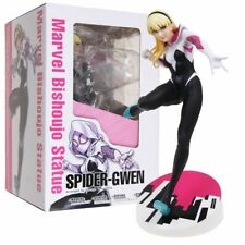 Hot 8'' Bishoujo Statue Spider Gwen Action Figure Collection Model Toy In Box