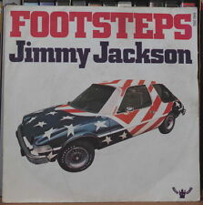 JIMMY JACKSON FOOTSTEPS CAR PACER BERLINE BICORPS COVER FRENCH SP BUDDAH  1976