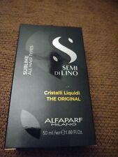 ALFAPARF MILANO Semi Di Lino Cristalli Liquidi 50ml