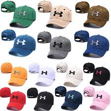 Fashion Embroidered Under Armour Baseball Cap Mens Women Summer Sports Golf Hat