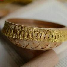 10 Yards Gold Lace Trim Gold Fringe Tassel Tassle Trim 1.5cm Wide