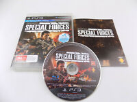 Mint Disc Playstation 3 Ps3 SOCOM Special Forces Free Postage