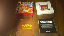 Pokemon Rouge VF [Complet] sur Game Boy / GB