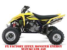 FX Effex Factory suzuki ltr 450 Monster Energy Graphic Kit la marchandise en stock