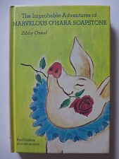 Zibby Oneal - The Improbably Adventures of MARVELOUS O'HARA SOAPSTONE / 1972