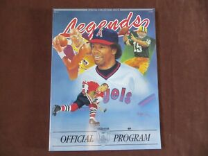 1991 Legends Official Program Anaheim 12th National Sports Collectors Convention