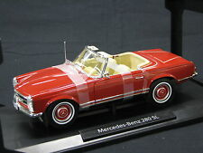 Norev Mercedes-Benz 280 SL 1:18 Red (JS)