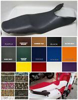 HONDA VFR800 Interceptor Seat Cover VFR800FI  in 25  & 2-tone Custom Colors